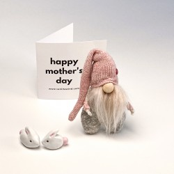 Mother's Day Gnome Doll